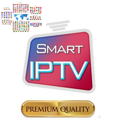 Smart IPTV Abo 12 MOIS + ADULTES + VOD, Android Box, M3U, Smart TV, VLC, GSE