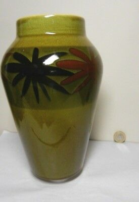 Vintage  Vase by Brixham Pottery Devon
