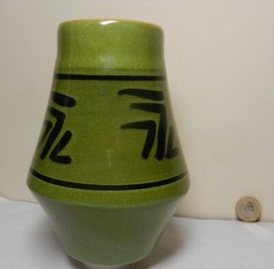A Vintage  Vase by Brixham Pottery Devon