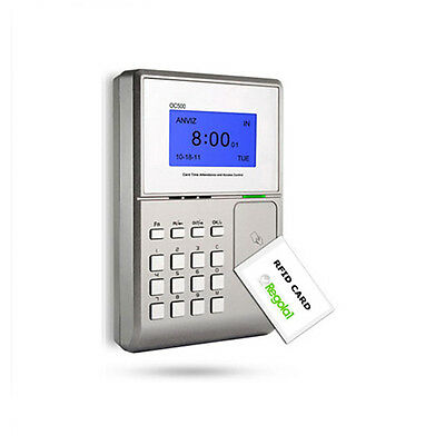 OC500 Anviz Rfid ACCESS CONTROL TIME RECORDING Time Clock TIME ATTENDANCE