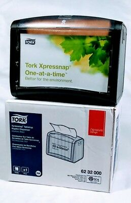 Tork Xpressnap® Tabletop Napkin Dispenser S4 6232000XPT NEW and SEALED