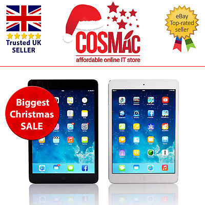 Apple iPad Mini 2 Retina Tablet 16/32/64GB/128GB WiFi/Cellular/4G Grey/Silver