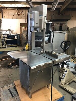 Hobart 5614 Commercial Meat Bone Lamb Beef Cutter Saw 2 HP 200-230v