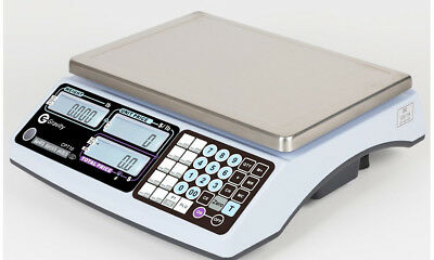 Gravity High Precision  Price Computing Scale CPT10 NTEP, 30/60 lb