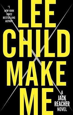 Make Me: A Jack Reacher Novel by Lee Child (Hardcover) First Edition - Brand New