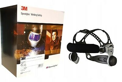 3M Speedglas Head Gear for Speedglas 9100FX Helmet Headband 533000
