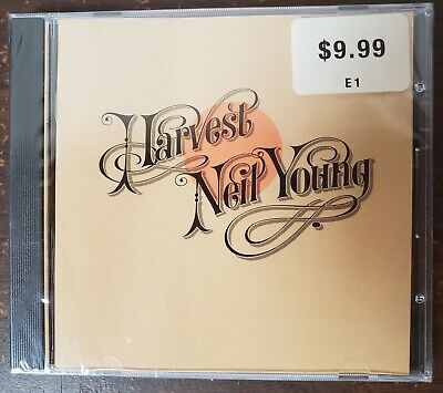 Neil Young - Harvest  New-Cd
