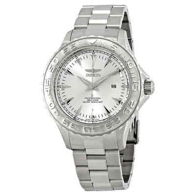 Invicta Pro Diver Silver Dial Stainless Steel Men's Watch 15465