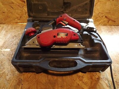 FREUD Planer FE282CE 110v Thicknesser Sander Trimmer complete in box