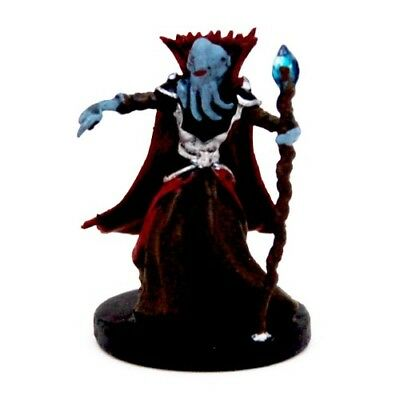 Tyranny of Dragons #35 Mindflayer Dungeons & Dragons Mini Figure D&D