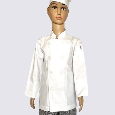 Kids Chef Jacket  - Kids Chef Costume - Premium Quality kids chef uniforms