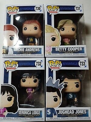 Riverdale Funko Pop Figures Brand New -YOU PICK FROM LIST