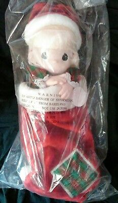 Precious Moments Colectible Doll - Jingles - Item # 1113 - Never Opened