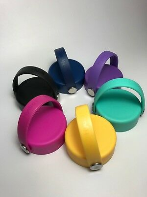 Colorful Wide Mouth Flex Cap Fits For 18/32/40/64oz Wide Mouth Hydro Flasks
