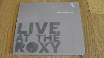 Nicolette Larson - Live at the Roxy Rhino Handmade CD Limited Numbered Brand New