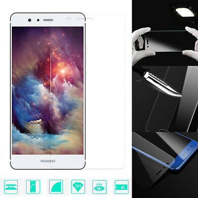 100% Genuine Tempered Glass LCD Screen Protector Film For Huawei P9
