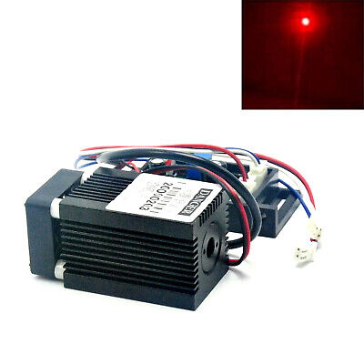 650nm 660nm 150mW Red laser diode module With TTL driver board with Fan