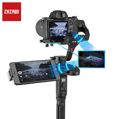 ZHIYUN WEEBILL LAB 3-Axis Gimbal Stabilizer Full Kit For Mirrorless Cameras