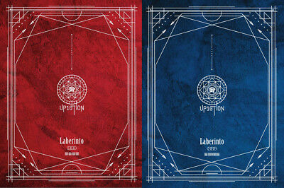 [UP10TION] Laberinto -7th Mini Album CD+Booklet+Photocard+Gift K-POP