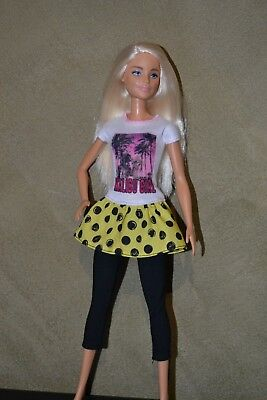 Brand New Barbie Doll Clothes Fashion Outfit Never Played With #189