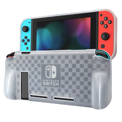 Anti-Scratch Protective Cover Shockproof Shell Case For Nintendo Switch Console