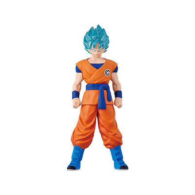 Dragon Ball Heroes Gashapon Skills 03 Goku Ssgss New Figure Bandai