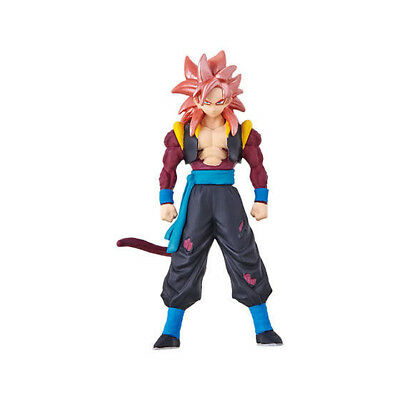 Dragon Ball Heroes Gashapon Skills 03 Gogeta Xeno Ss4 New Figure Bandai