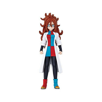 Dragon Ball Heroes Gashapon Skills 03 Android 21 New Figure Bandai