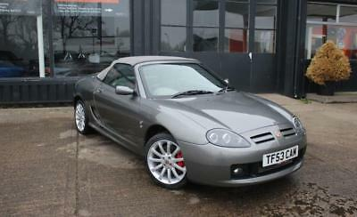 Trophy Cars Mgf / Mgtf135 Sprint, Private Plate, New Tyres & Brakes, Warranty