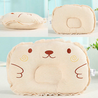 1E09 Baby Pillow Cushion Stripes For Infants Kids Soothing Bedding Practical