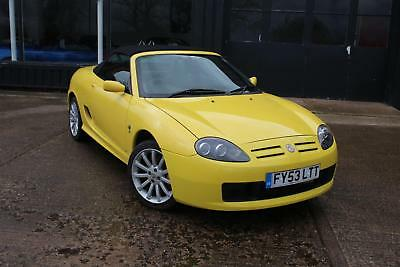 Trophy Cars Mgf/mgtf 2003 Tf160,leather Interior, Hardtop,new Belt & Waterpump