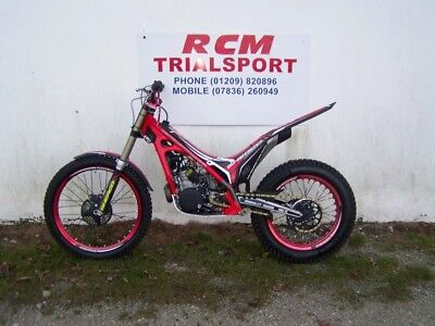 Red Sherco St300 Factory Trials Bike Rcm Special Immaculate £4000  Finance