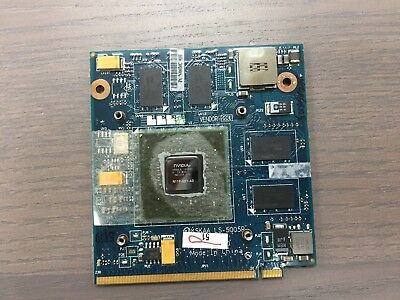 NVIDIA GEFORCE GT 330M KSKAA LS-5005P Rev: 1 0 Notebook graphics