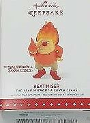 2015 Hallmark Heat Miser The Year Without a Santa Claus Ornament