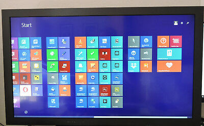 Pc Bildschirm Monitor 32 Zoll Tft Lcd Display Mit Apr Touch