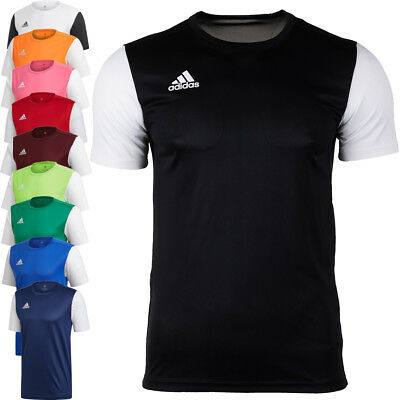Adidas Estro 19 MENS Climalite T Shirt Top Tee Football Training S,M,L,XL,XXL