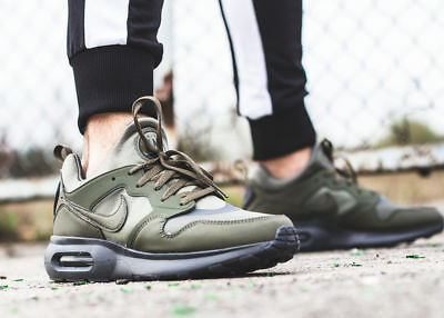 low priced d4d22 9263b Nike Air Max Prime Medium Olive Men s Trainers Size UK 6,6.5,7,