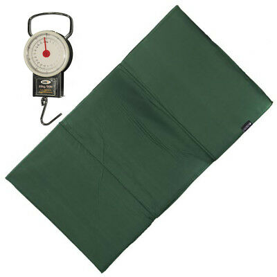 Carp & Commercial Fishery Unhooking Mat 100cm x 60cm with Scales & Tape
