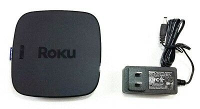 NEW 2018 Roku Ultra 4660 4K Streaming Media Player (Device and AC Adapter ONLY)