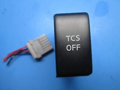 Nissan quest 04-10 TCS Off Traction Control Switch Button On Off 25145-5Z000 OEM