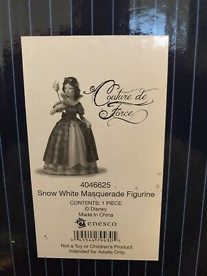 Disney Showcase Masquerade Figurine Snow White
