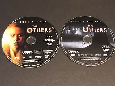 The Others  DVD (Two Disc Widescreen)  •Disc Only•