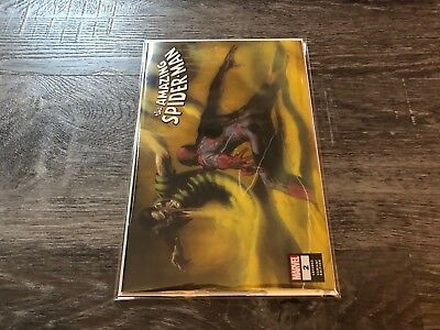 Amazing Spider-Man Variant Issue #2 W/coa Gabriele Dell'otto Cover