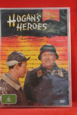 NEW - HOGAN'S HEROES - CLEARANCE SALE AT THE BLACK MARKET - Region 4 - DVD