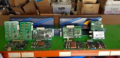 NEC Univerge NEAX IPS Phone System (2 Cabinets) Full of Cards