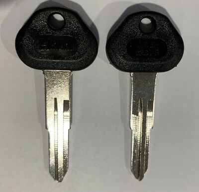 Silca BW-6P BMW Uncut Key Blank Ilco BMW1-P FITS BMW Set of 2 Made in Italy