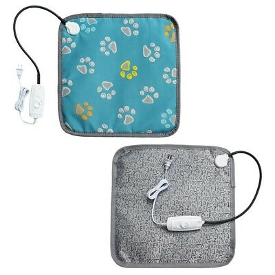 Waterproof Pets Heated Warmer Bed Pad Puppy Dog Cat Bed Mat Electric Heater Mat