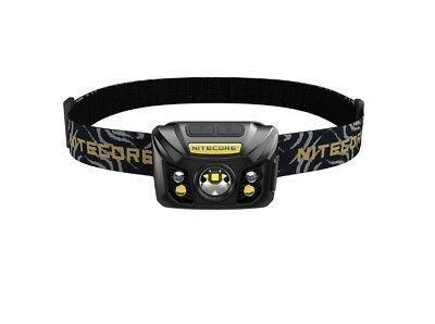 Nitecore NU32 Rechargeable LED Headlamp with White and Red LED - 550 Lumens