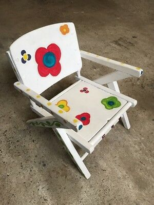 Antique Armchair for children Stemmed Compass, 1950´s,In good condition,design