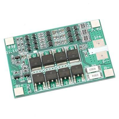 3S 12V 40A Lithium Battery Protection Board BMS PCB Board with Balance Charging